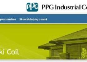 PPG o powłokach odpornych na promieniowanie UV nanoszonych metodą coil coating