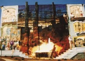 Od malarstwa jaskiniowego do sztuki zaangażowanej – historia muralu