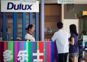 Chiński rynek farb