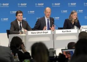 Wyniki BASF w IV kw. oraz w 2012 roku