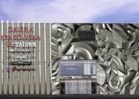 Wybrano mural na Galerię Krakowską!