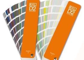 Wzornik RAL Design