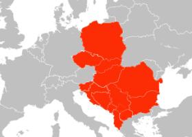 Rynek farb w Europie Środkowej