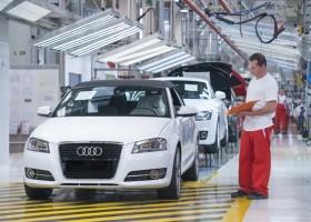 Ekologiczna lakiernia Audi na Węgrzech