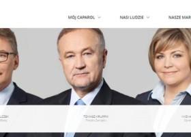 Nowa strona korporacyjna Caparol