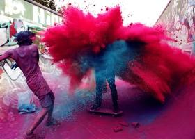 Bitwa na kolory w Berlinie