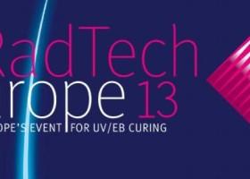 RadTech Europe 2013 już w październiku