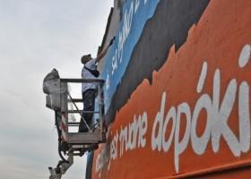 Tworzenie murali okiem profesjonalisty