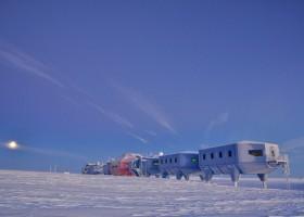 Farby ogniochronne na stacji arktycznej