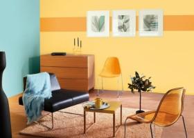 Dobieranie kolorów wnętrz, koło barw i odcienie uzupełniające