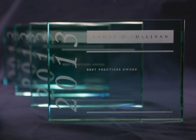 Nagroda Frost & Sullivan dla żywic BASF
