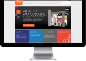 Nowa strona RAL Colours