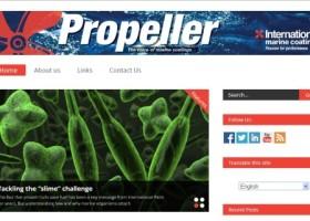 Propeller podbija blogosferę