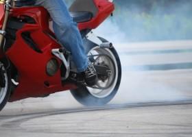 Widowiskowy motocykl dzięki lakierom PPG