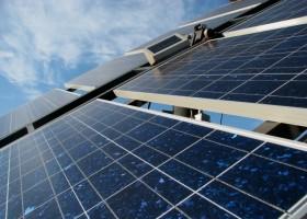 Czyste panele słoneczne dzięki powłokom
