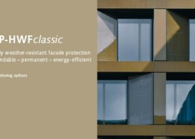 IGP-HWFclassic – nowe farby fasadowe IGP
