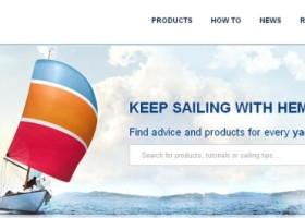 Piękny jacht niskim kosztem – nowa strona Hempel