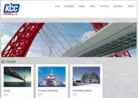 KCC Polska – nowa strona internetowa
