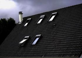 Ciemne chłodne dachy?