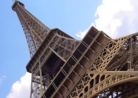 Wieża Eiffla a antykorozja