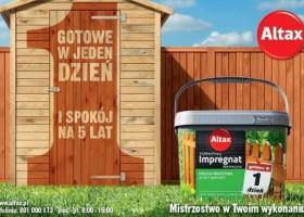 Altax reklamuje się w radiu