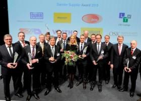 Dürr zaufanym dostawcą Daimlera