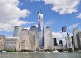 1 World Trade Center będzie lśnił dzięki farbom PPG