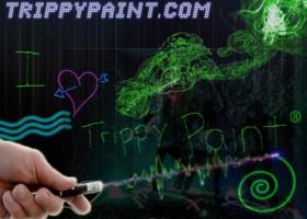 Laserem po farbie – Trippy Paint