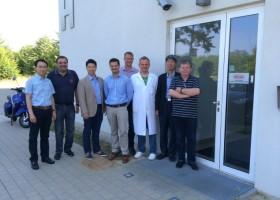 Rozbudowane laboratorium Miwon w Austrii