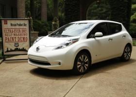 Nowy Nissan LEAF – najczystszy samochód świata