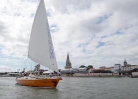 Rejs dookoła świata z farbami Hempel Yacht