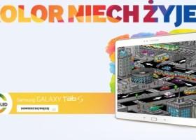 Samsung i konkurs na mural