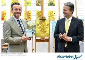 Van Gogh wciąż żywy… w palecie AkzoNobel