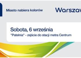 Dulux Let's Colour maluje w Warszawie