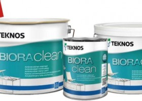 Biora Clean – nowa farba antybakteryjna Teknos