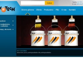 Ankotech – nowa strona internetowa