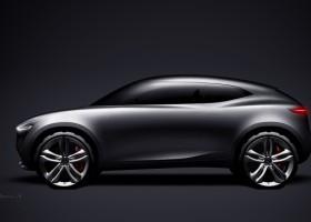 Vision G-Code – Mercedes zasilany lakierem
