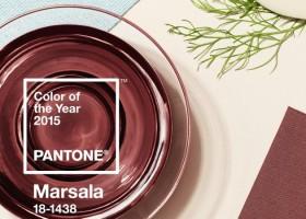 Smak włoskiego wina – Kolor Roku 2015 Pantone