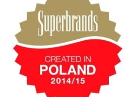 Jedynka z nagrodą Superbrands 2014/2015