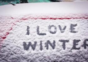 Zima – najlepszy czas na malowanie!