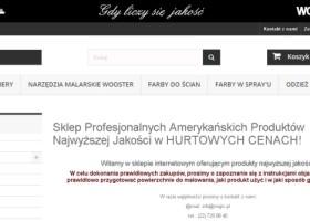 Sklep internetowy Majic – nowa strona