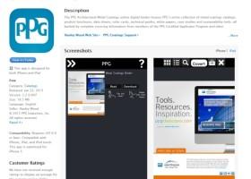 Architectural Metal Coatings Binder – aplikacja PPG
