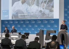 BASF – wyniki za rok 2014