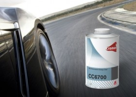 Nowy bezbarwny lakier CC6700 marki Cromax