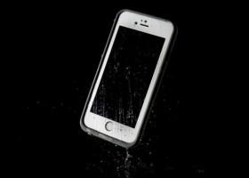 Wodoodporny telefon z powłoką Flash Flood
