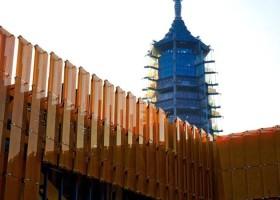 AkzoNobel maluje Porcelanową Wieżę