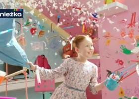 Śnieżka Satynowa – rusza kampania reklamowa