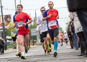 Atlas Running Team pobiegł ulicą Piotrkowską