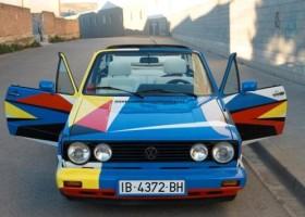 Samochód – dzieło sztuki z lakierami Cromax