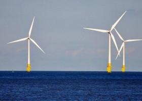 Farby AkzoNobel w elektrowni wiatrowej Gode Wind